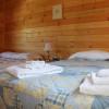 Comfortable cozy cabins
