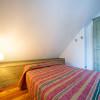Loft one-bedroom apartment - bedroom
