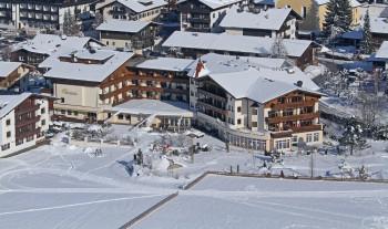 Hotel-Luftbild