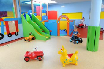 Spielezimmer für unsere Kleinen