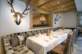 Restaurant im Hotel Gaspingerhof