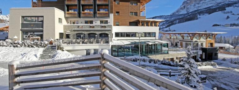 Hotel Ciasa Soleil Winter