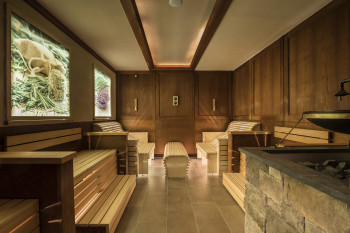 Alpenrosen-Sauna