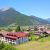 Lage in Ehrwald