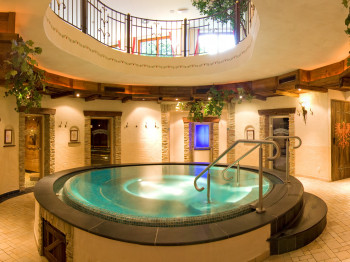 Vitalquelle im Alpenhotel Tirolerhof in Neustift