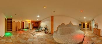 Sauna- und Dampfbadbereich