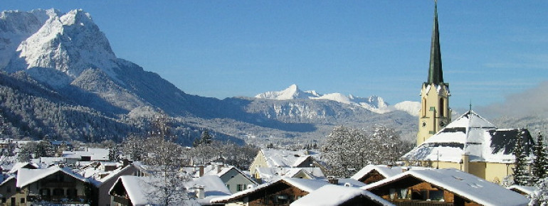 Alpin Ferienwohnung Garmisch-Partenkirchen
