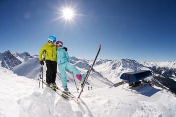 TOP TEN FAMILIENSKIGEBIETE der Alpen