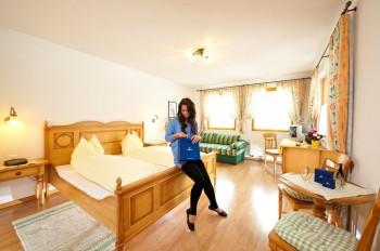 Doppelzimmer Monschuns