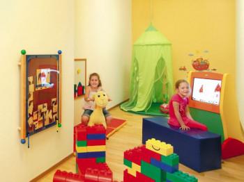 Spielzimmer für unsre kleinen Urlauber