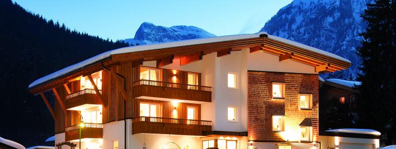 4-Sterne Ferienwohnungen am Achensee