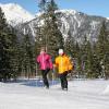Winterwandern auf Schneeschuhen