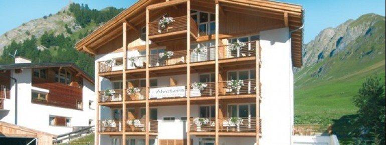 Apart-Hotel Alvetern -Samnaun