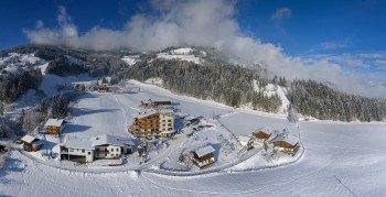 traumhafte Panoramalage oberhalb von Fügen im Zillertal