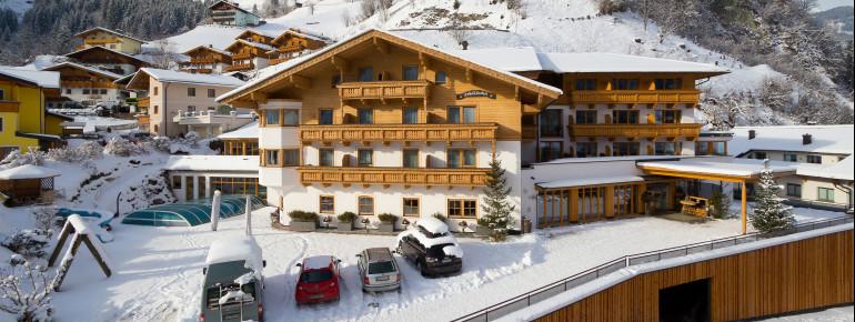 Hotel Johanneshof im Winter
