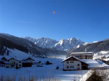 Gosautal im Winter