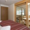 Schlafen mit Blick auf die Veranda App 5 Haus 107