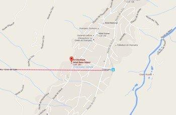 Ortschaft - Plan