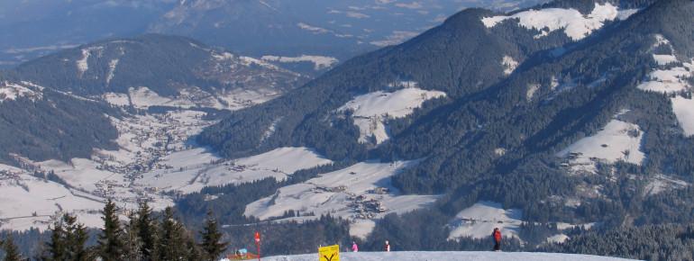 Skigebiet Alpbachtal-Wildschönau