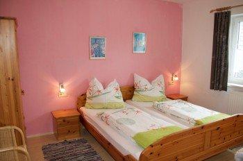 Doppelzimmer rosa