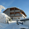 unser Berghaus im Winter