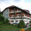 unser Berghaus im Sommer