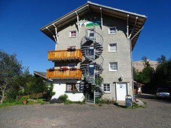 Berghotel Jägermatt im Sommer