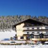Das Berghotel im Winter