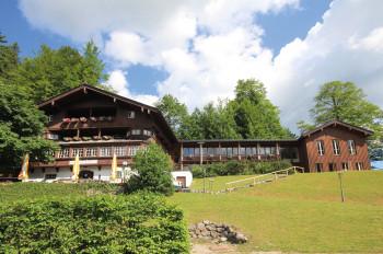 Berghotel Sudelfeld im Sommer