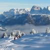 Winterwandern am Ritten