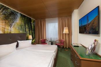 Classic Zimmer im AHORN Waldhotel Altenberg