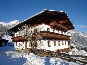 Biohof Maurachgut - das Wohnhaus