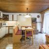 Wohnküche Apartment ULLI für 2-4 Personen in der Cesa Rabanser in St.Ulrich Gröden