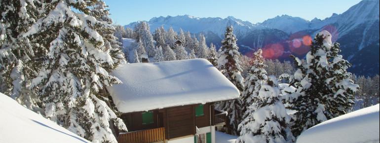 Winter-Wunderland Riederalp