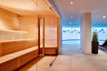 ALPEN.VEDA.SPA - Textil-Sauna