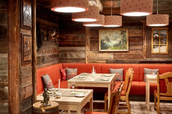 ALP.IN Restaurant - nur im Winter