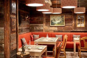 ALP.IN Restaurant - nur im Winter