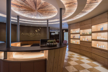 Aurora Spa Reception