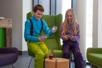 Das Explorer Hotel ist auch perfekt für sportliche Familien!