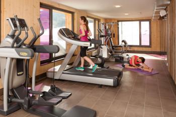 Fitnessraum im Sport Spa