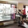 Im Fitnessraum kannst Du Dich bei jedem Wetter austoben