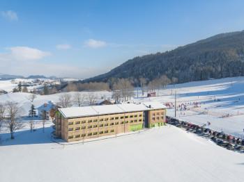 Explorer Hotel Neuschwanstein im Winter