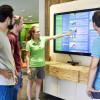 Explorer Wall - interaktive Touchscreens