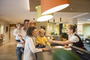 Familienhotel Huber**** - wo Familien glücklich sind