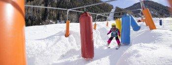 Skischule für Kinder