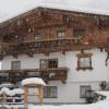 Ferienhaus Waidmannsruh Winter 2014