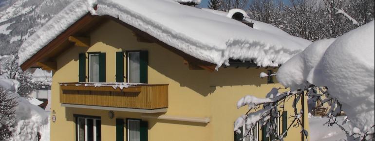 Urlaub im Ferienhaus Friedenau