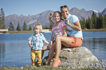 Sommer - Family Highlights - Berge Sonne Abenteuer