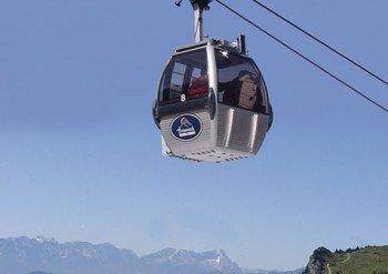 Nur 700 m zur Brauneck-Bergbahn mit Skizentrum!
