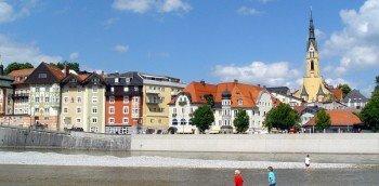 Wunderbare Altstadt Bad Tölz mit dem Gratisbus erreichbar!